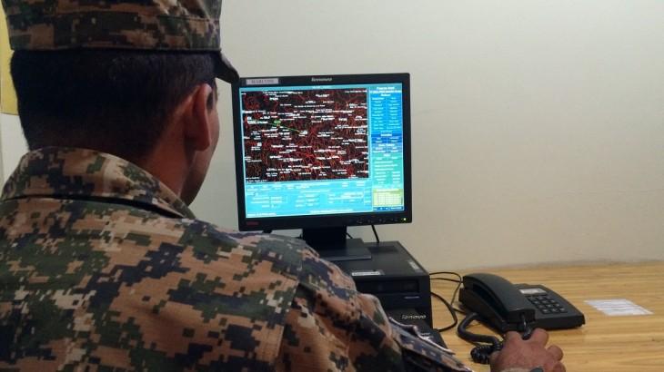 El Salvador: ejercicio computarizado aplicado al uso de la fuerza para promover el respeto a los derechos humanos