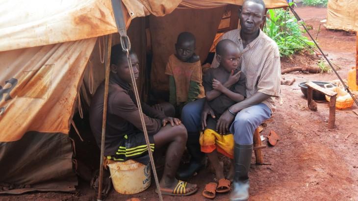 坦桑尼亚:难民生活一瞥
