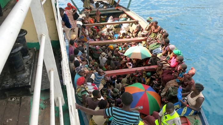 布隆迪/坦桑尼亚:从难民的视角看逃难之旅