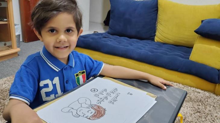 الوقاية من فيروس كورونا: رسومات تلوين لتعليم الأطفال
