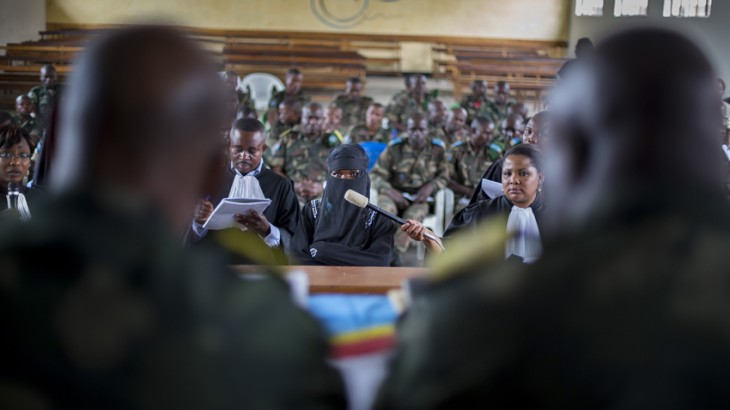Top humanitarian photo prize awarded for reportage of rape trials in Democratic Republic of the Congo