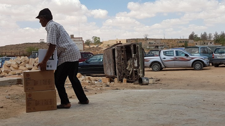 تحديث ميداني حول الوضع في ليبيا: معارك ضارية وسط مخاوف من إطالة أمد النزاع