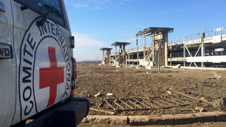 Ukraine: ICRC activities, February and March 2015
