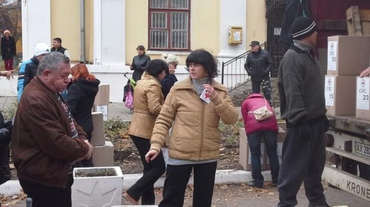 Crise na Ucrânia: CICV se empenha para chegar aos necessitados