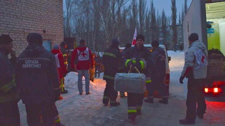 Est de l'Ukraine : le CICR met en garde contre la dégradation de la situation humanitaire alors que les combats s'intensifient