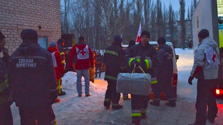 CICV alerta sobre a piora da situação humanitária em meio à intensificação das hostilidades no leste da Ucrânia