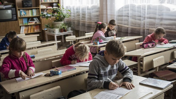 Украина: нападение на школы недопустимо