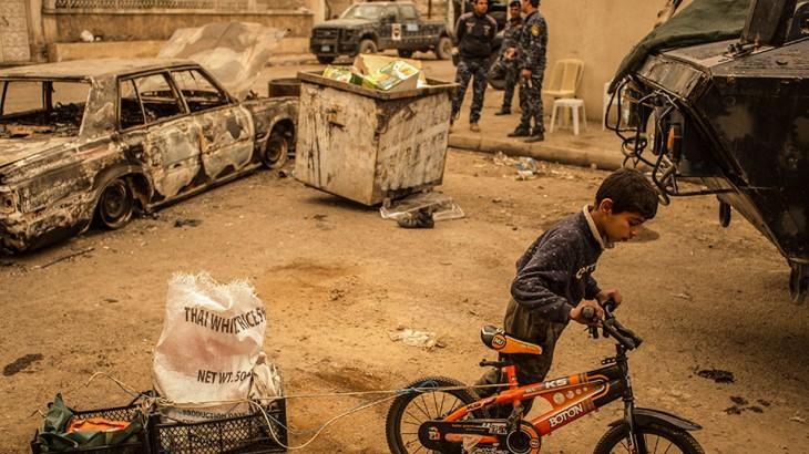 Ирак, Йемен и Сирия: в 5 раз больше гражданских погибает при войне в городах - доклад МККК