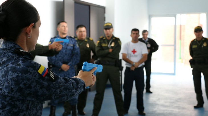 Colombia: el uso adecuado de la fuerza en protestas sociales