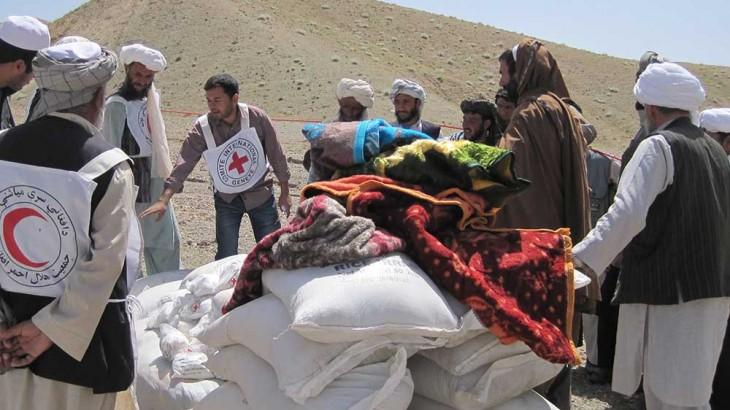 Афганистан: МККК сокращает свое присутствие в стране