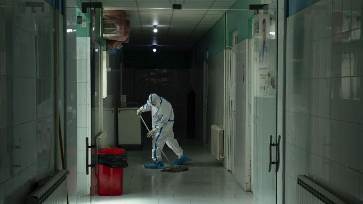 «Покончить с кибератаками на больницы»