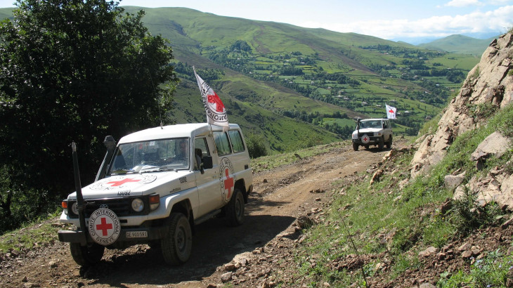 Armenia/Azerbaijan: ICRC worried about safety of civilians and ready to act as neutral intermediary