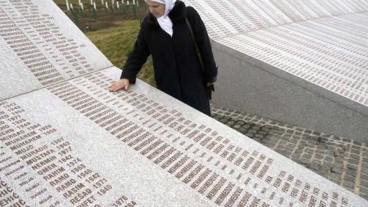 斯雷布雷尼察大屠杀20周年:我们不能忘怀