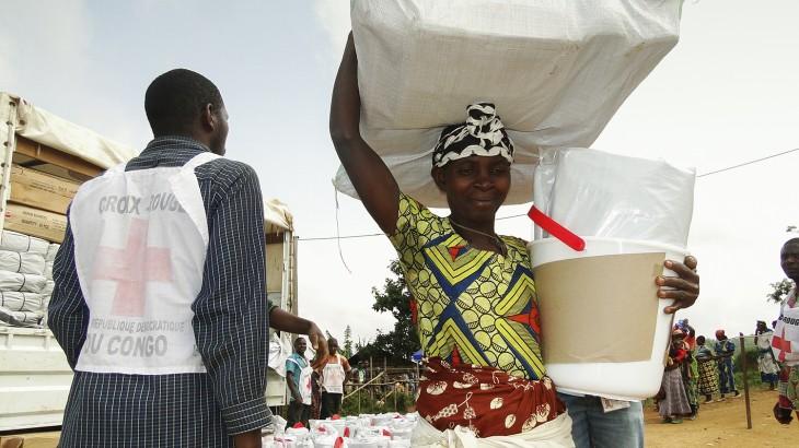 République démocratique du Congo : faits essentiels 2015
