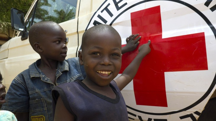 Become a Friend of the ICRC by making a regular gift.