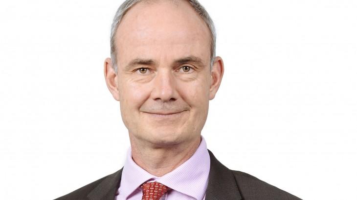 Жиль Карбоннье, вице-президент МККК