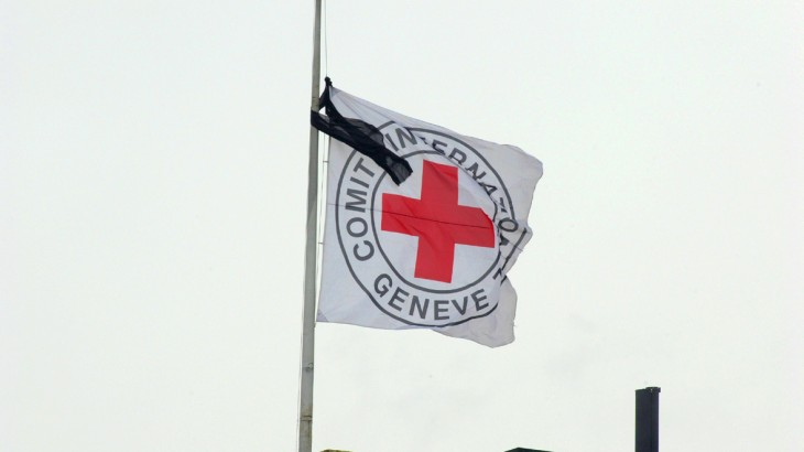 Ukraine: ICRC delegate killed in Donetsk