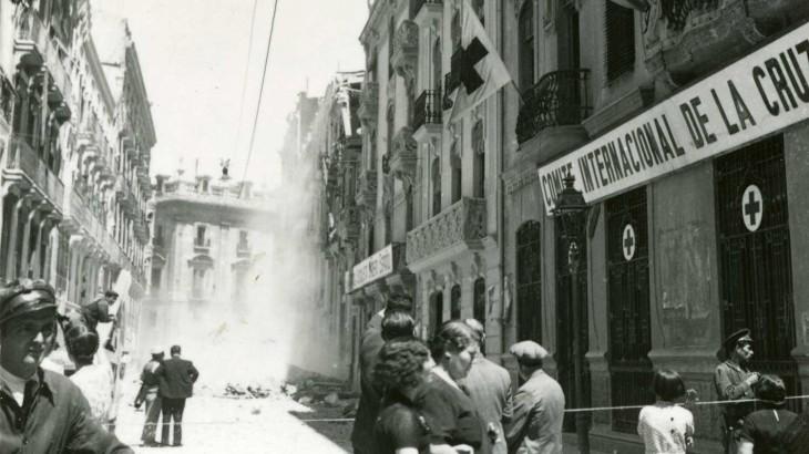 1919-1939: consolidation among crises