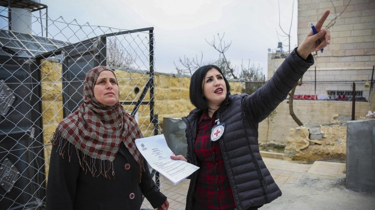 Women talk to women: ICRC humanitarians speak up amid conflict and crises