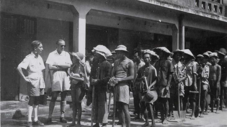 1945-1965: deux décennies de défis