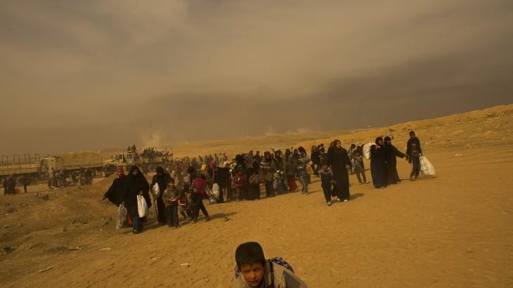 Гуманитариум: рассматривая проблему перемещения населения, следует принимать во внимание МГП