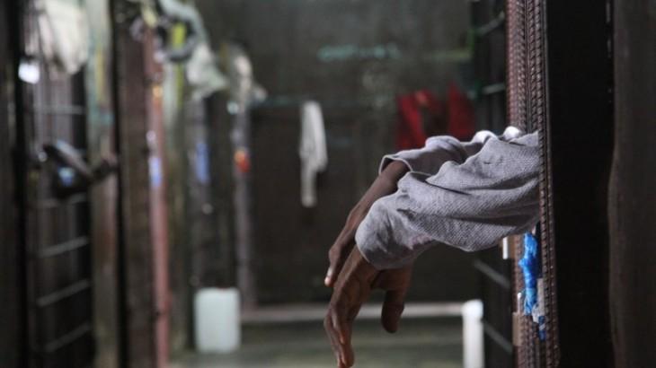 红十字国际委员会为被关押移民开展工作