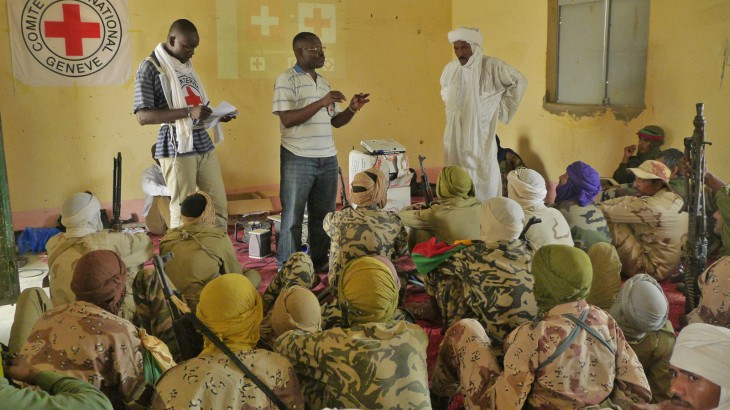 Mali: Armed groups learn about international humanitarian law