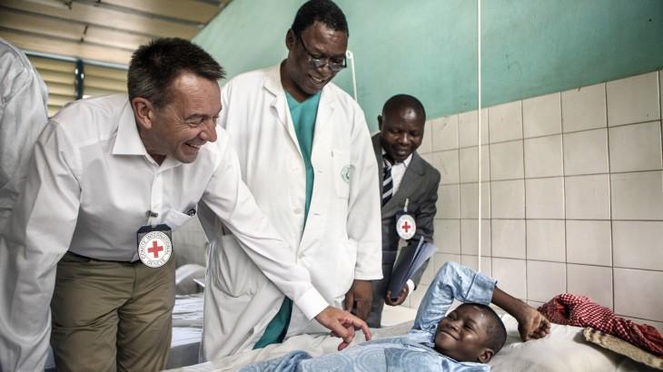 """乍得湖:""""红十字国际委员会主席呼吁国际社会紧急应对""""巨大人类悲剧"""""""