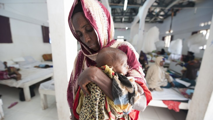 Famine prevention and response - ICRC statement to the United Nations