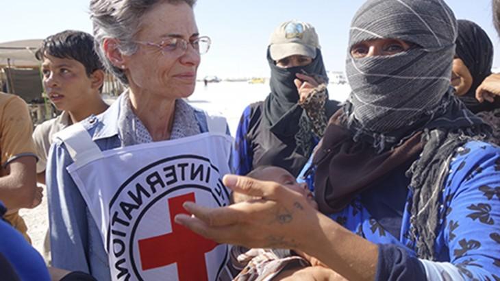Помощь населению Сирии: бюллетень, 21.09.17 г.
