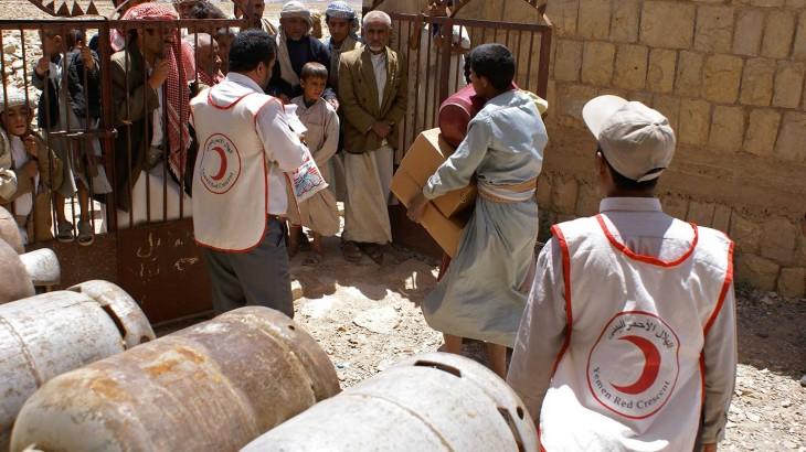国际红十字与红新月运动关于也门红新月会创始人阿卜杜拉·阿勒哈迈西医生逝世的声明