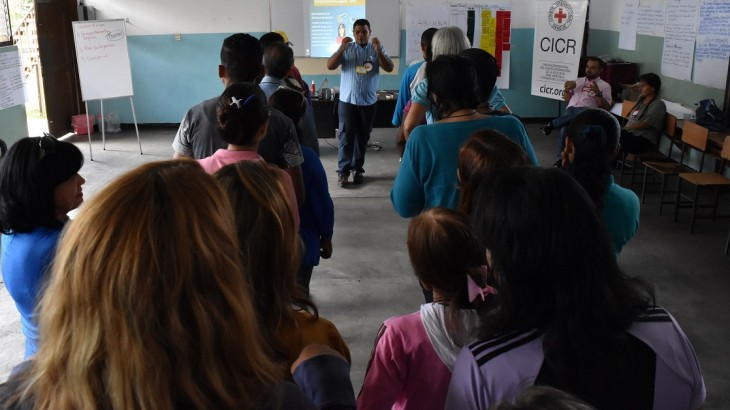 Activities of the ICRC in Venezuela and Venezuelan Red Cross