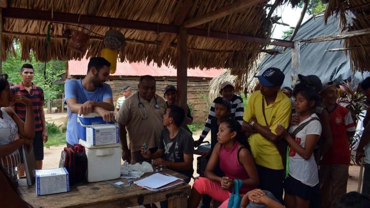 委内瑞拉:红十字国际委员会主席视察行动,重申承诺