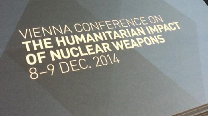 Armas nucleares: criar condições para possibilitar o desarmamento nuclear