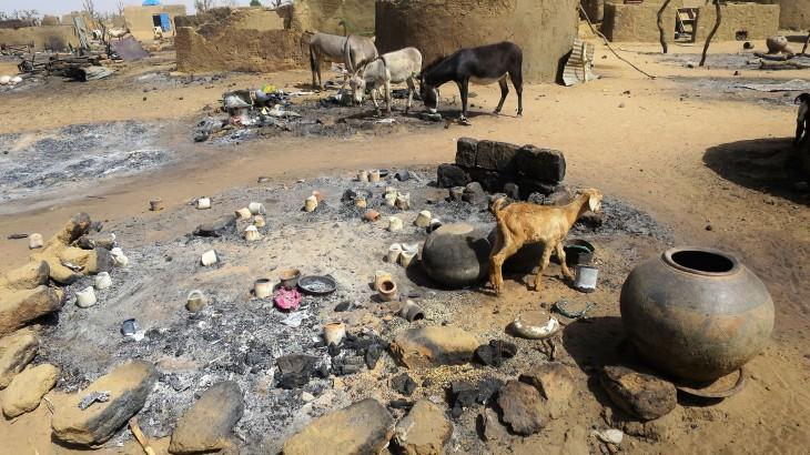 Point sur les opérations au Mali : soutien psychologique et assistance d'urgence à Ogossagou.