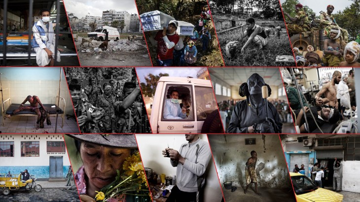 Photojournalism - Call for entries for the 2018 edition of the ICRC Humanitarian Visa d'Or Award