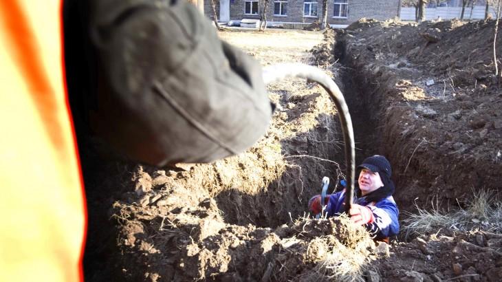 Кризис на востоке Украины: поставки воды для 600 000 человек снова под угрозой