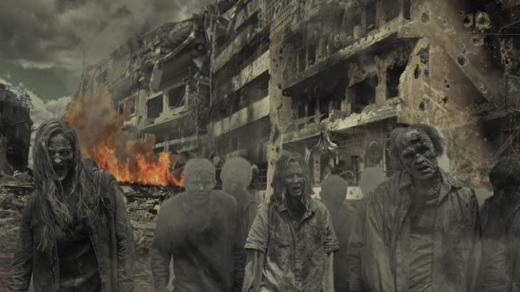 Черная магия, зомби и драконы: повесть о международном гуманитарном праве в XXI веке