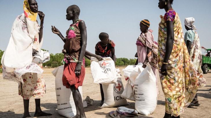 战争是导致饥荒的罪魁祸首