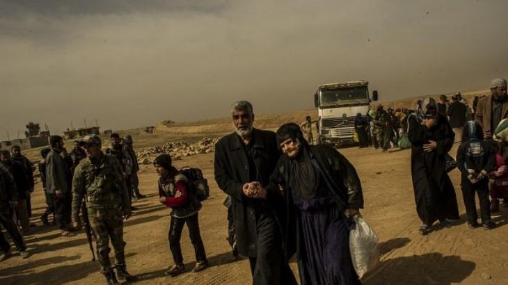 ندوب لا يمحوها الزمن: نهاية وحشية للحرب في الموصل