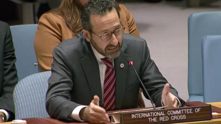 ميثاق الأمم المتحدة والقانون الدولي الإنساني يتكاملان للحد من المعاناة وصون الكرامة