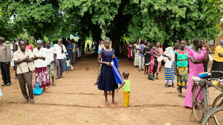 ICRC humanitarian response in South Sudan: January to December 2020