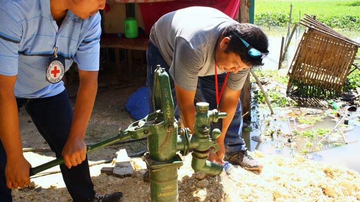 Philippines: Making water readily available in conflict-prone areas
