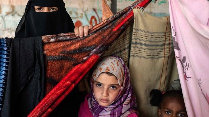 Несмотря на бедствия войны щедрость йеменцев не меняется