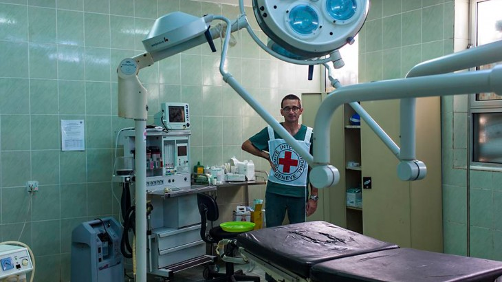 Yemen: ICRC opens surgical hospital amidst fighting in Aden