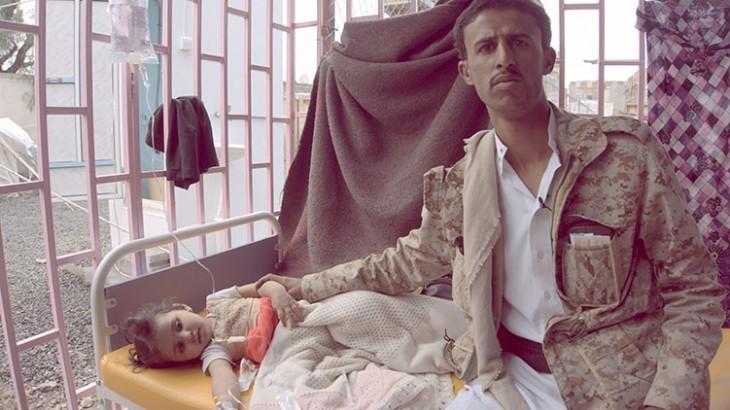 也门:霍乱时期的战争