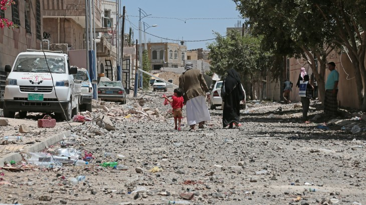 Yemen: Intensified ground fighting heightens civilian suffering