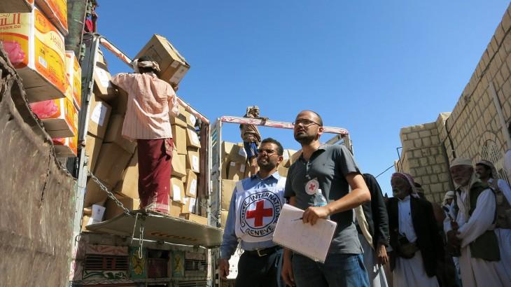 Les activités du CICR au Yémen en 2014