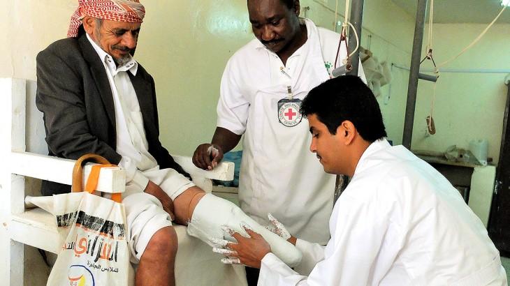 Yemen: convertir las discapacidades en oportunidades