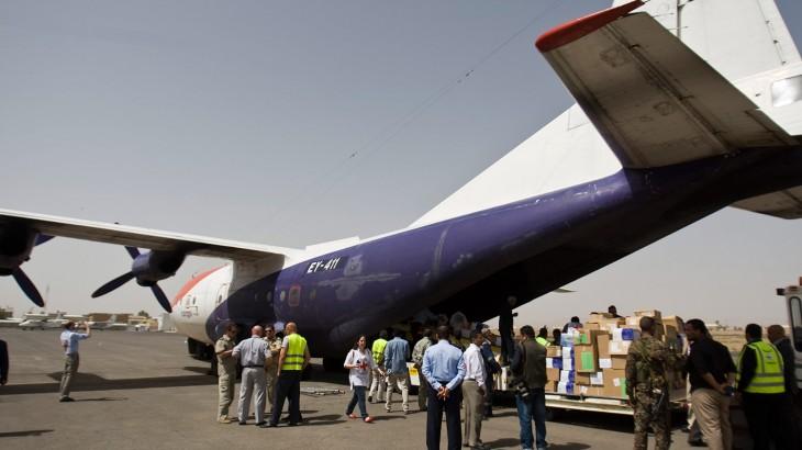 اليمن: وصول إمدادات الإغاثة وسط الخوف على أمن العاملين الطبيين وسلامتهم